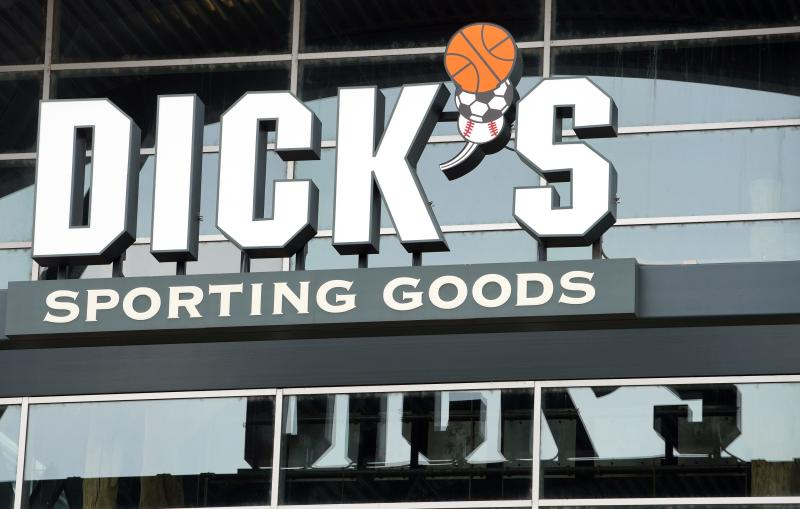 Dick's is feeling the retail burn, shares tumble