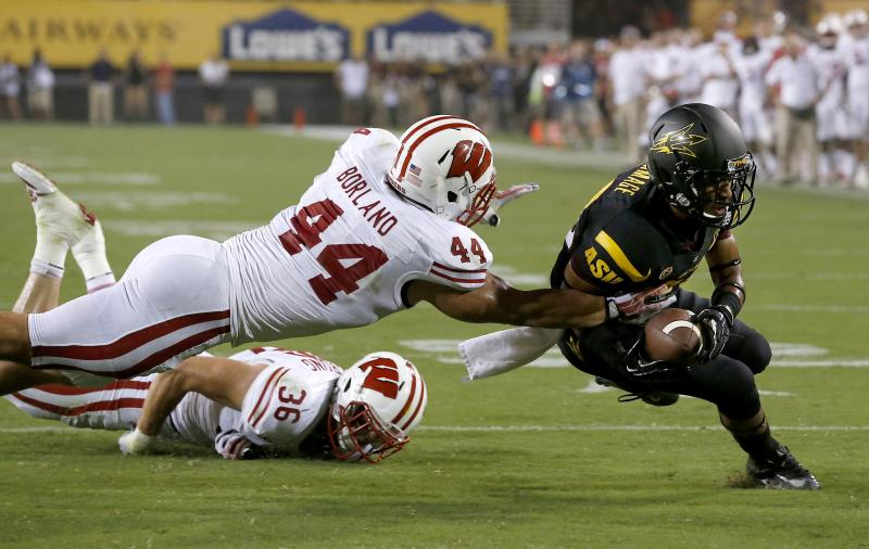 After bizarre loss, Wisconsin focuses on Purdue