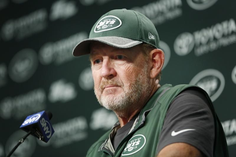 Chan Gailey, who began his coaching career as a graduate assistant at Florida in 1974, is retiring. (AP)