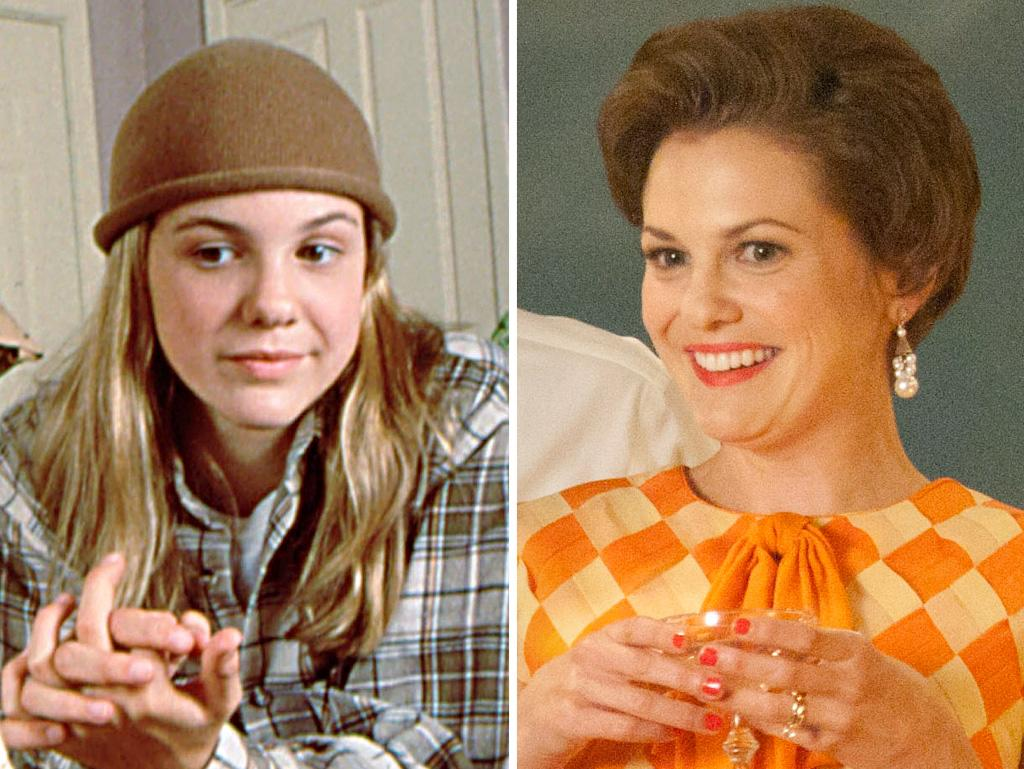 "<b>Oleynik</b> made magic back in the '90s as telekinetic teen Alex Mack on Nickelodeon's ""The Secret World of Alex Mack,"" and later co-starred with Julia Stiles and Heath Ledger in the 1999 big-screen hit ""10 Things I Hate About You."" Now she's Ken Cosgrove's better half Cynthia, appearing at Ken's side during work functions and dinner parties. But if they only knew the powers she possesses…"