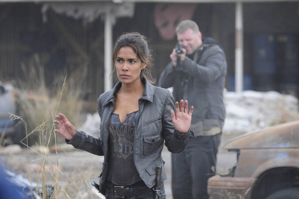 """""""The Stand"""" Episode 111 -- Pictured: Daniella Alonso as Nora"""