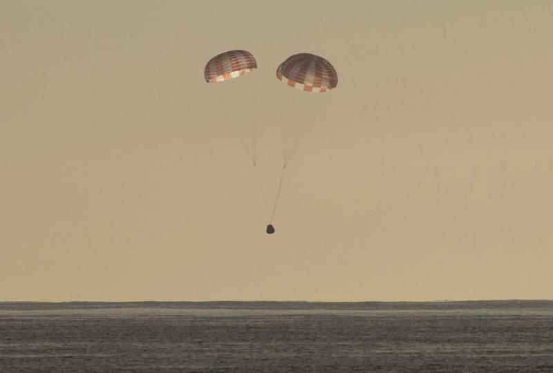 spacex return to earth - photo #31
