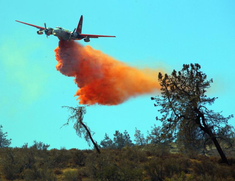 Forest Service to hire 500 fewer firefighters