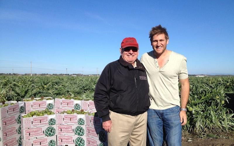 Ocean Mist Farms Marks Beginning of Heirloom Artichoke Season