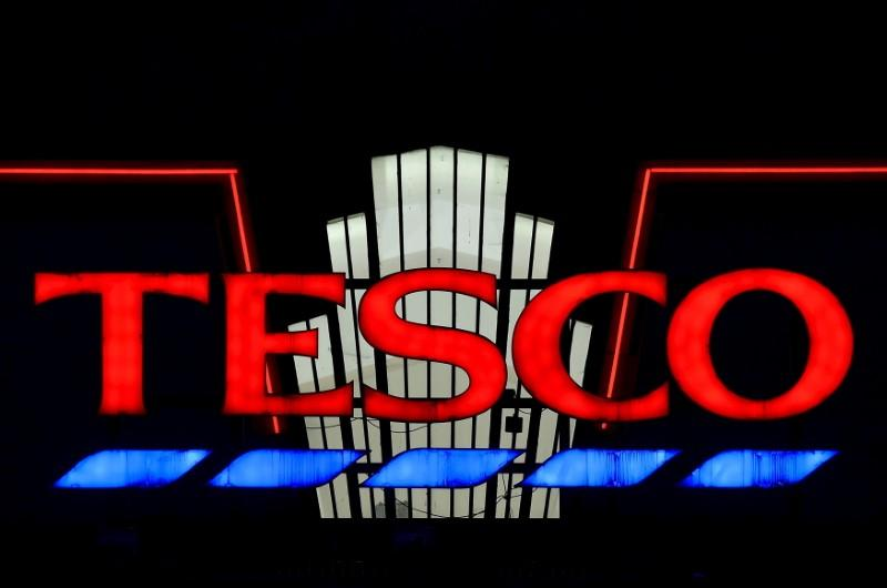 Tesco continues turnaround with 1.8 % growth