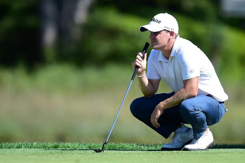 Dufner eagles twice to lead RBC Heritage
