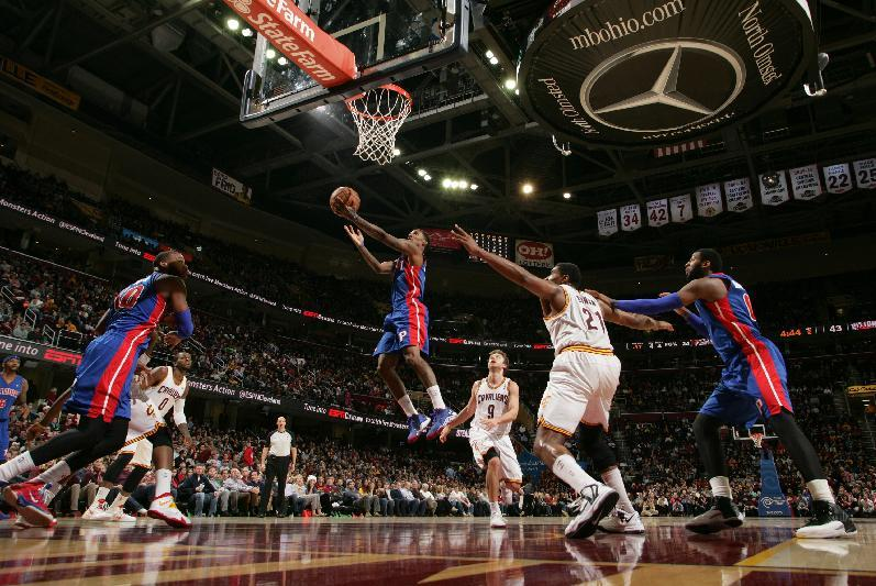Smith, Jennings pace Pistons past Cavaliers 115-92