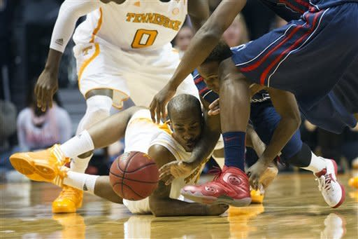 Mississippi breezes past Tennessee 92-74