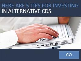 Here are 5 tips for investing in alternative CDs