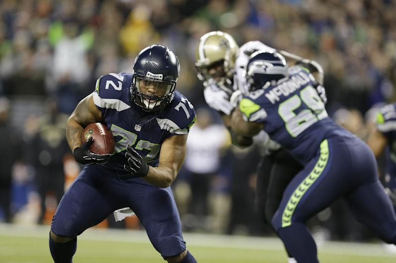 Seahawks fans cause small quake during Saints game