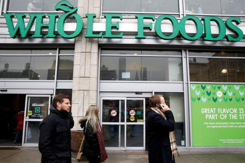Whole Foods Shares Pop on Albertsons' Reported Takeover Interest