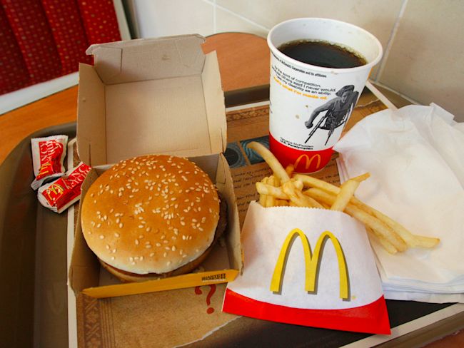 Are Delivery Services or Kiosks More Important for McDonald's?