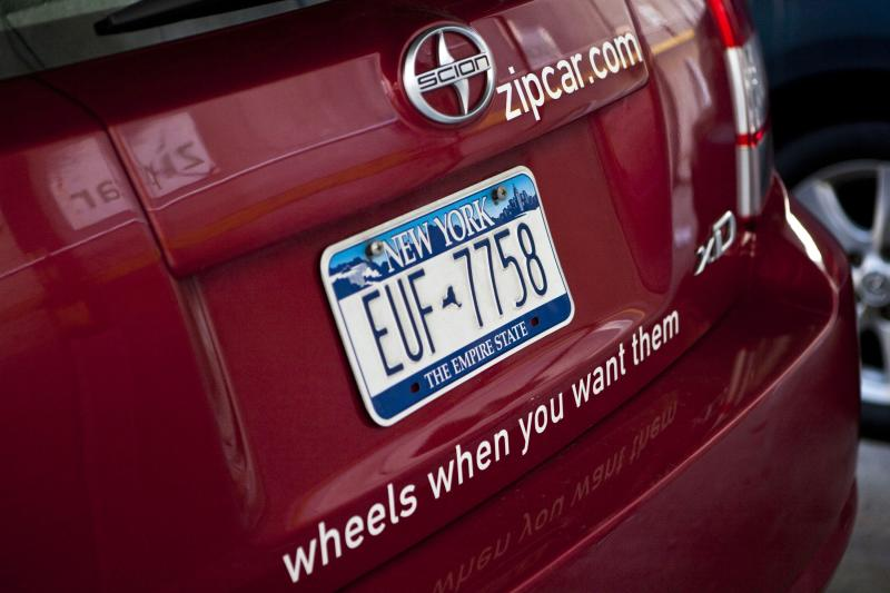 Voters can Reserve a Free Zipcar after Work this Election Day