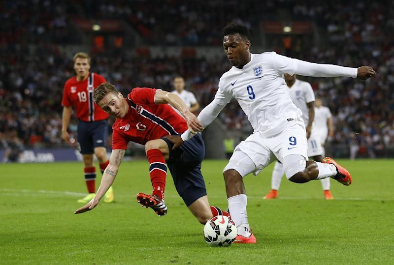 Sturridge ruled out of England qualifier