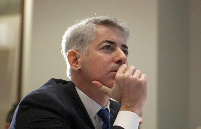 Ackman buys into Chipotle, to talk to management; shares jump