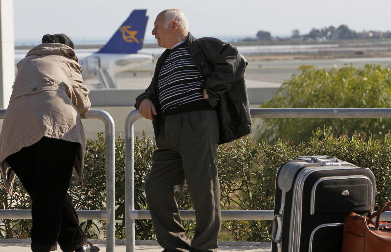 Cyprus air traffic controllers strike over wages