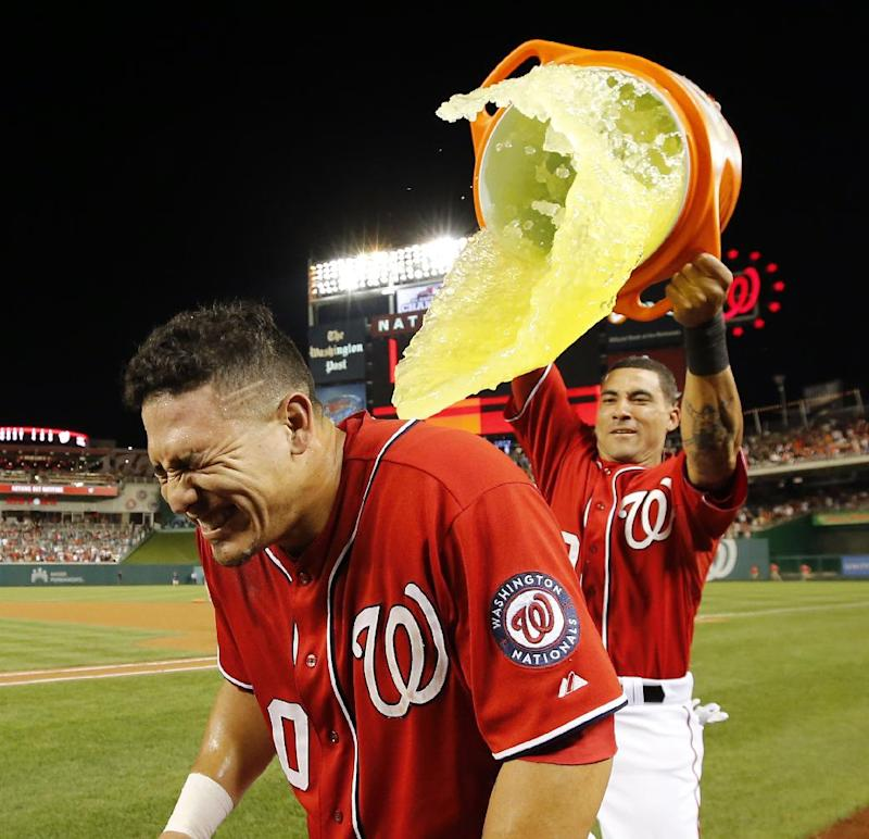 Nationals come back in 8th, 9th to top Pirates 4-3