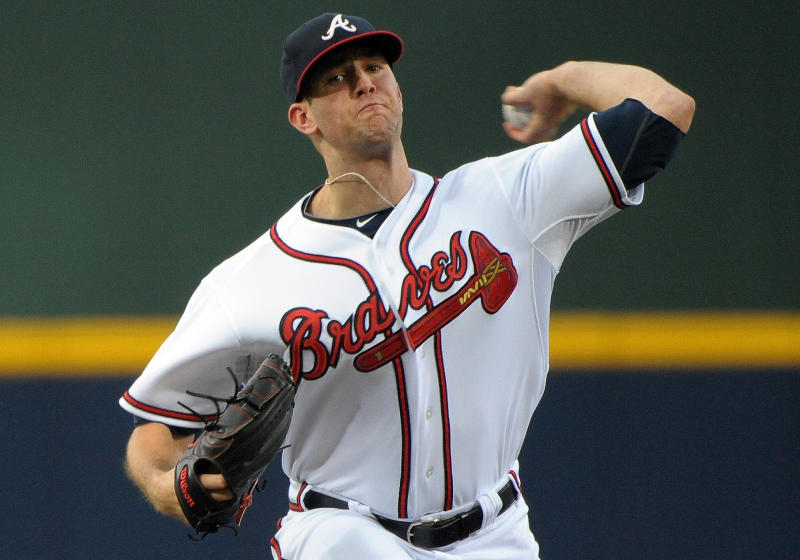 Braves stay hot at home with 2-0 win over Indians