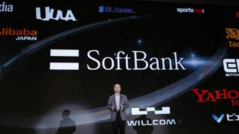 Behind Japan's SoftBank, a rare rags-to-riches story
