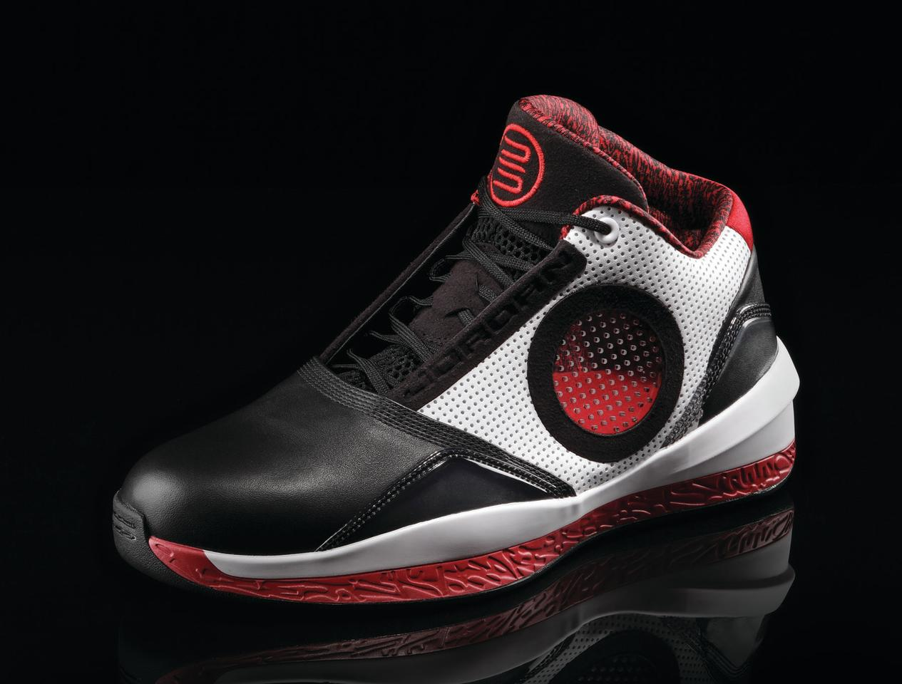 "<p>Air Jordan 2010 - ""Full Speed Ahead"" (2010): The 25th edition celebrates MJ's ability to ""see through"" oponents. (Photo Courtesy of Nike)</p>"