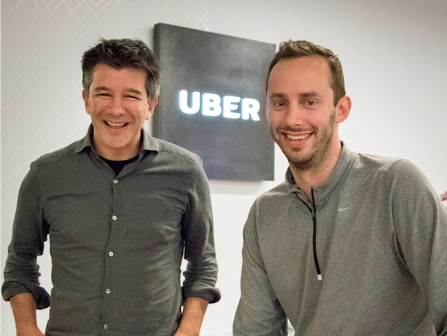 Uber says never used Waymo files on self-driving