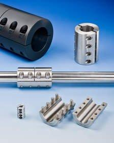 Stafford Rigid Couplings Join Variety of Unsupported Shafts