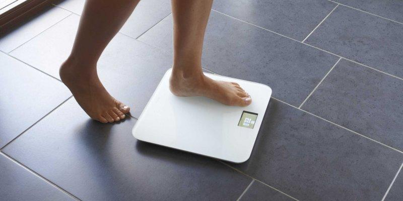 Whithings smart scale body analyzer