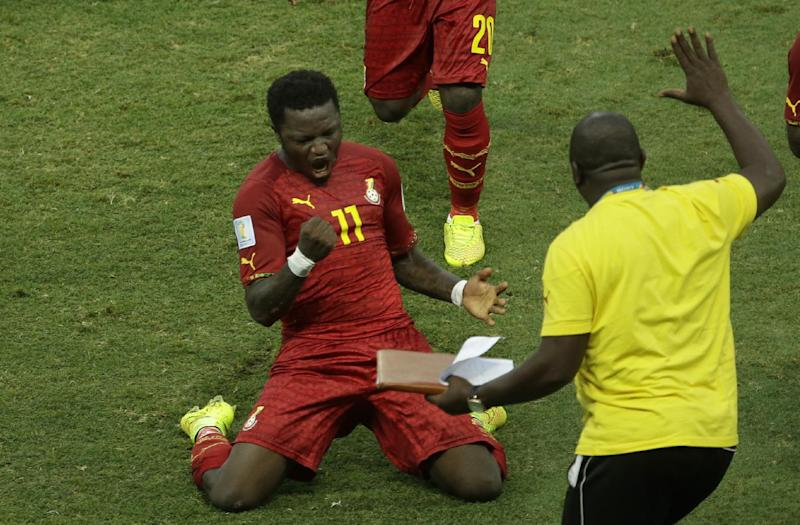 Ghana's World Cup campaign comes to chaotic end