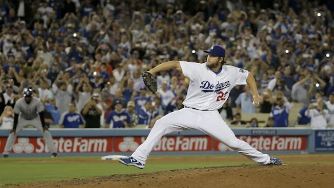 How Clayton Kershaw Gets in the Zone