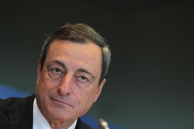ECB's Draghi hints at another round of cheap loans