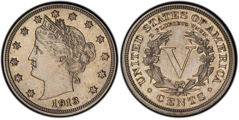 1913 nickel fetches more than $3.1M at auction
