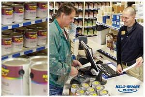 Kelly-Moore Paints Opens Two New Bay Area Stores