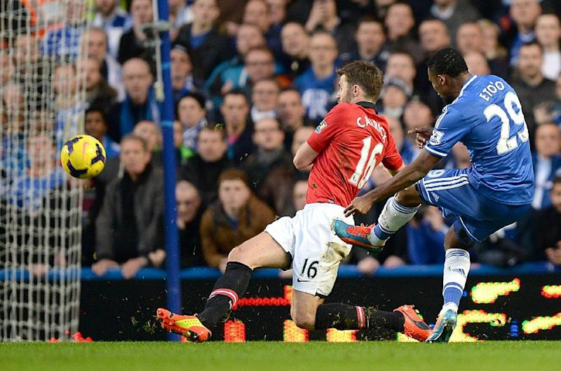 Man U slips further from elite with Chelsea loss