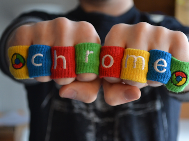 Chrome Browser May Block Google's Main Revenue Source