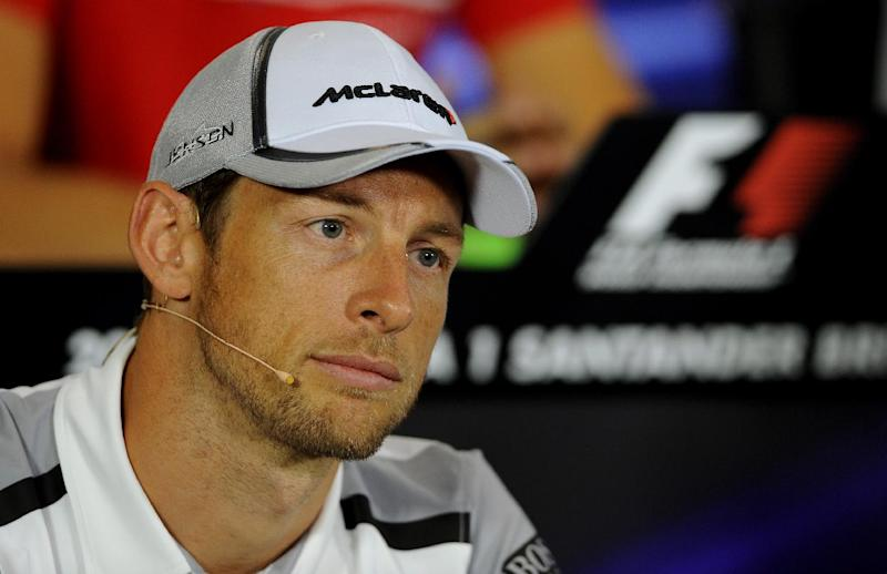 Button hits back at McLaren boss