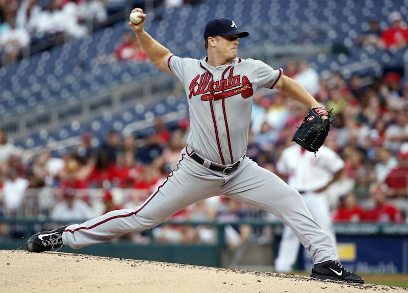 Wood to take Floyd's spot in Braves rotation