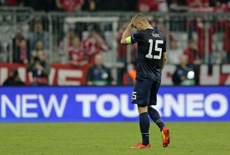 United losing luster on Europe's biggest stage