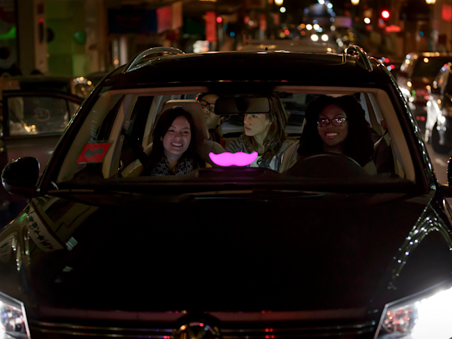 'It's complicated' for ridehailing giants Uber, Lyft and Didi