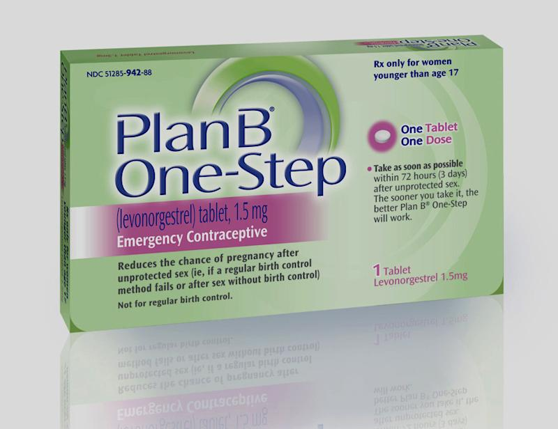OTC morning-after pill sales coming _ but not yet