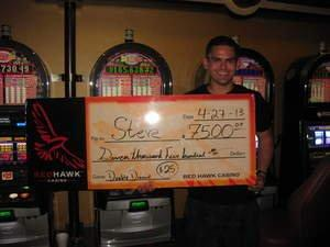 Red Hawk Casino Celebrates Another Weekend of Winners