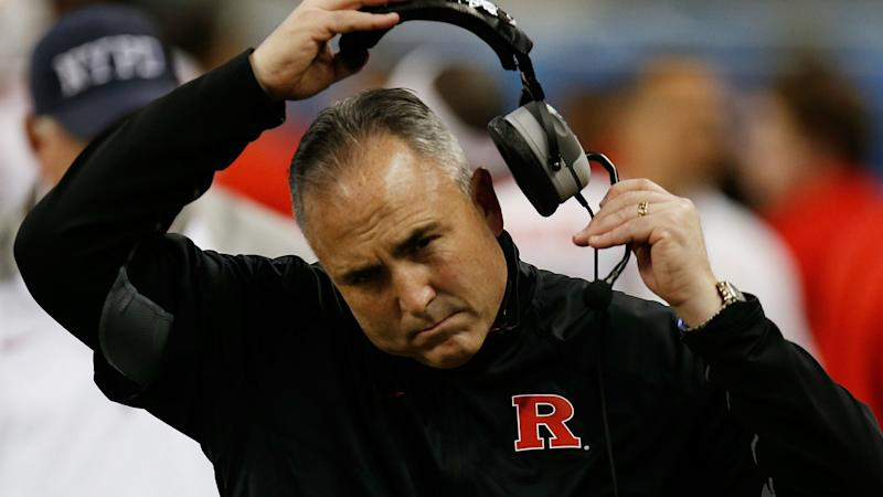 Rutgers informed of possible NCAA rule violations