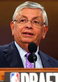 Q&A with NBA commissioner David Stern