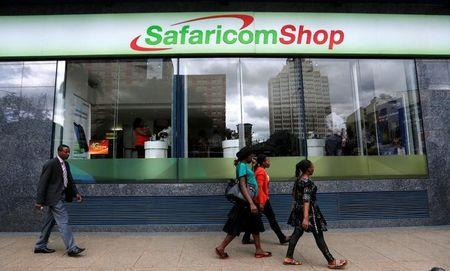 Kenya's mobile firm's network hitch disrupts services