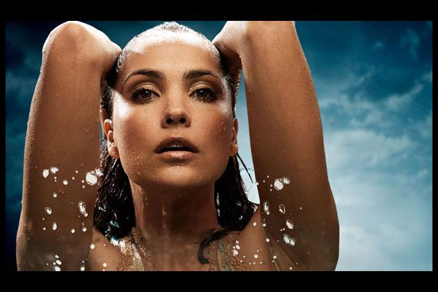 'Blue' - The action-adventure gave Lara Dutta enough opportunity to wear bikini in the film. Considering the fact that BLUE was mostly set underwater, Lara was hardly seen in casuals.