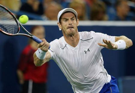 Andy Murray reaches quarter-finals in Cincinnati as top seeds tumble