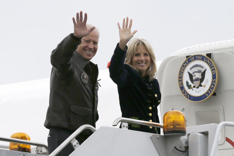 Biden: Dems ready to compromise on 'fiscal cliff'