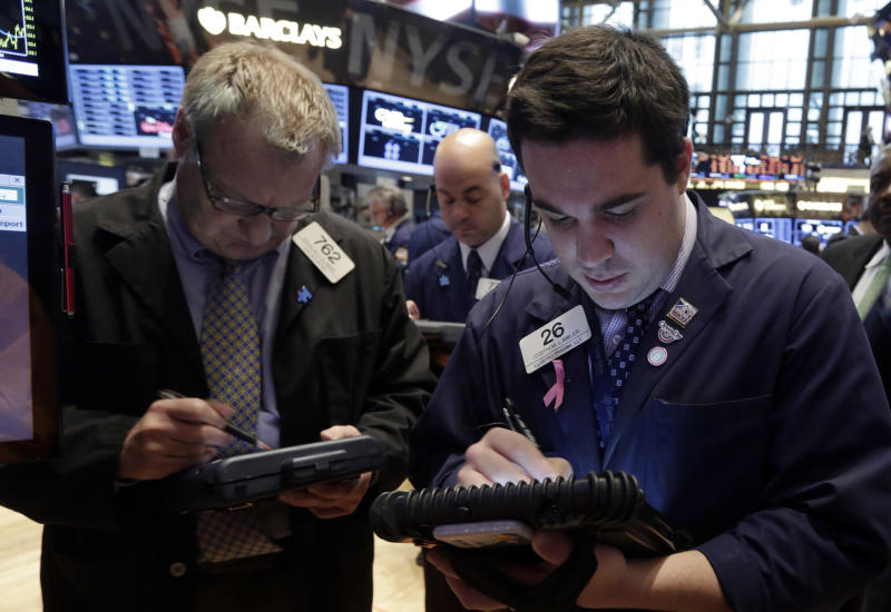 US stock market recovers most of an early loss