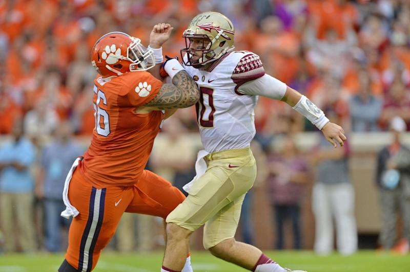 Clemson DT Scott Pagano leaving as a grad transfer