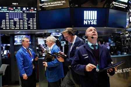 Markets Right Now: Energy stocks lead U.S. indexes lower