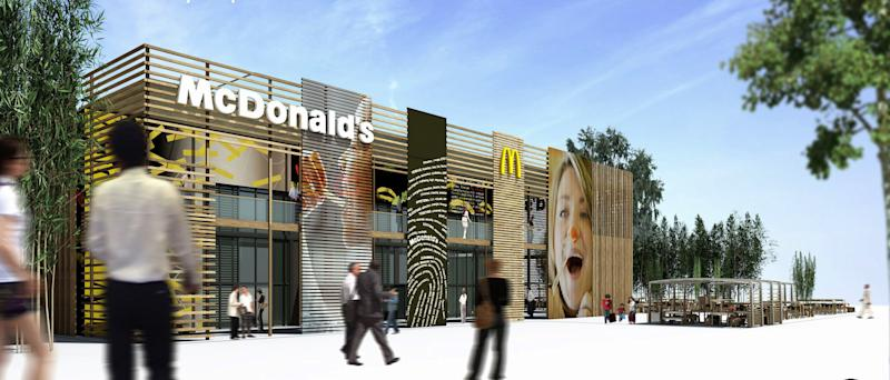 UK doctors blast McDonalds' Olympic sponsorship